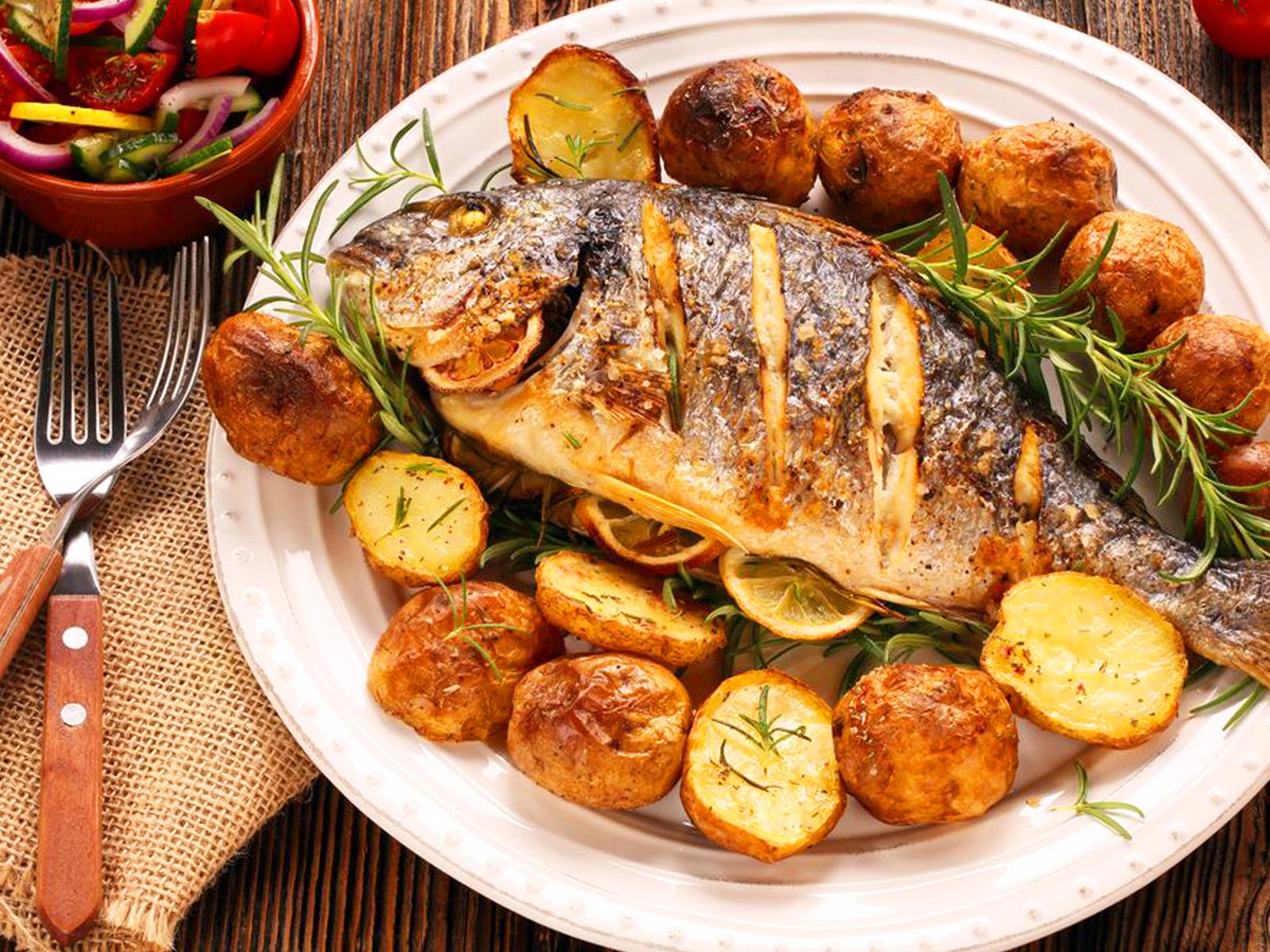 Pyszne Ryby w Menu